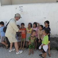 Children in Luwuk