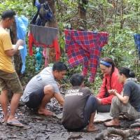 Athena's Place rainforest camp