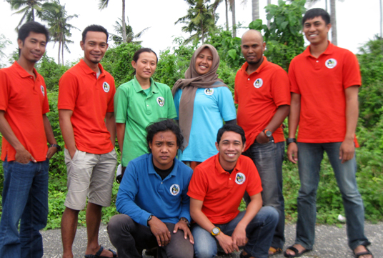 Staff, Alliance for Tompotika Conservation, July 2012