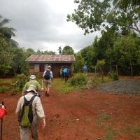 Hiking from Tanah Merah