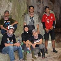 AlTo staff at Bat Cave