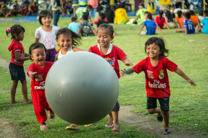 Ball fun