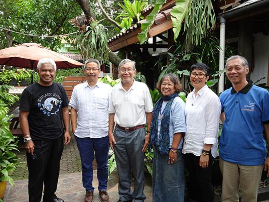 Indonesian Board of Directors/Dewan Pembina